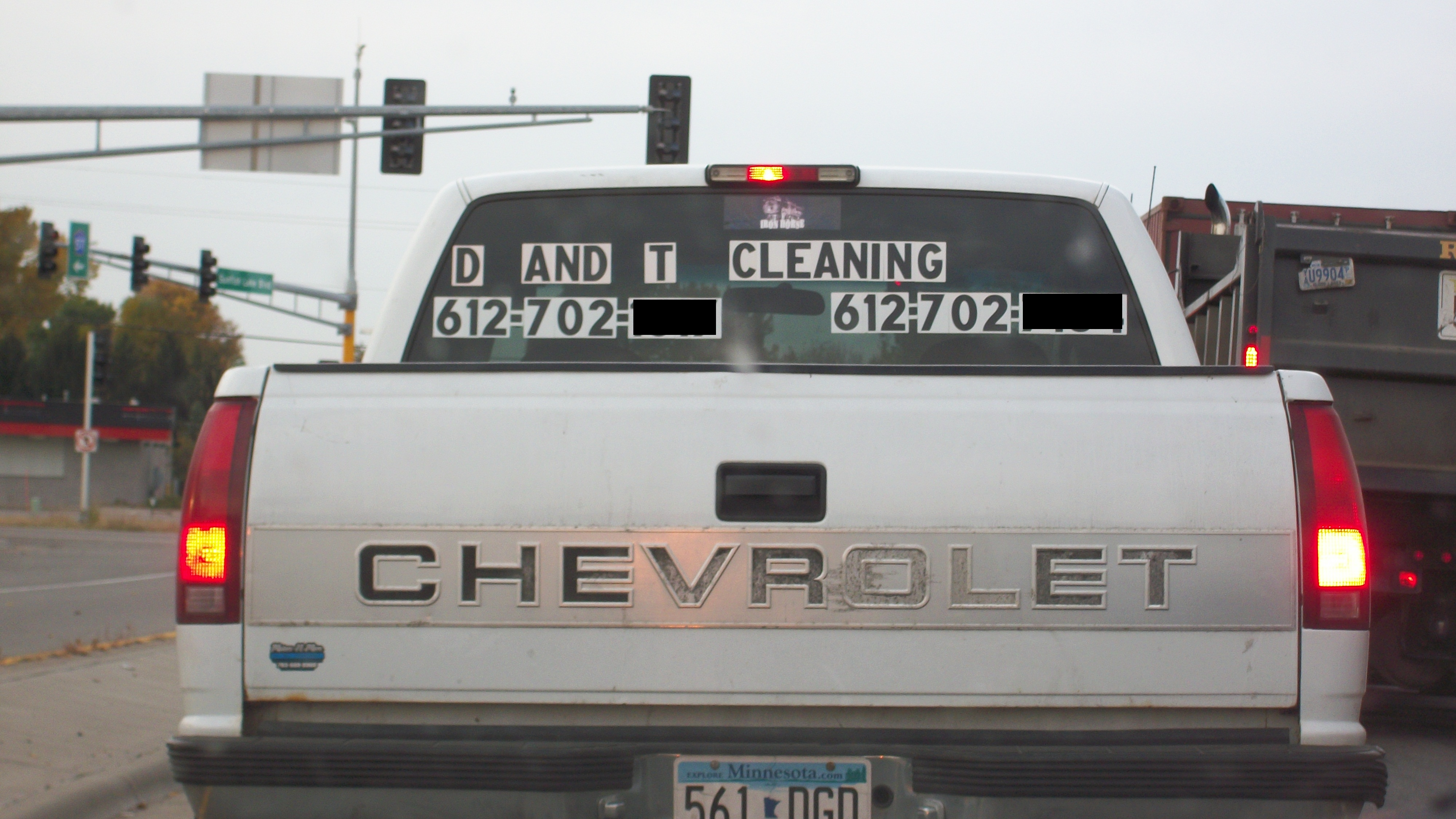 Do it Yourself Truck graphics